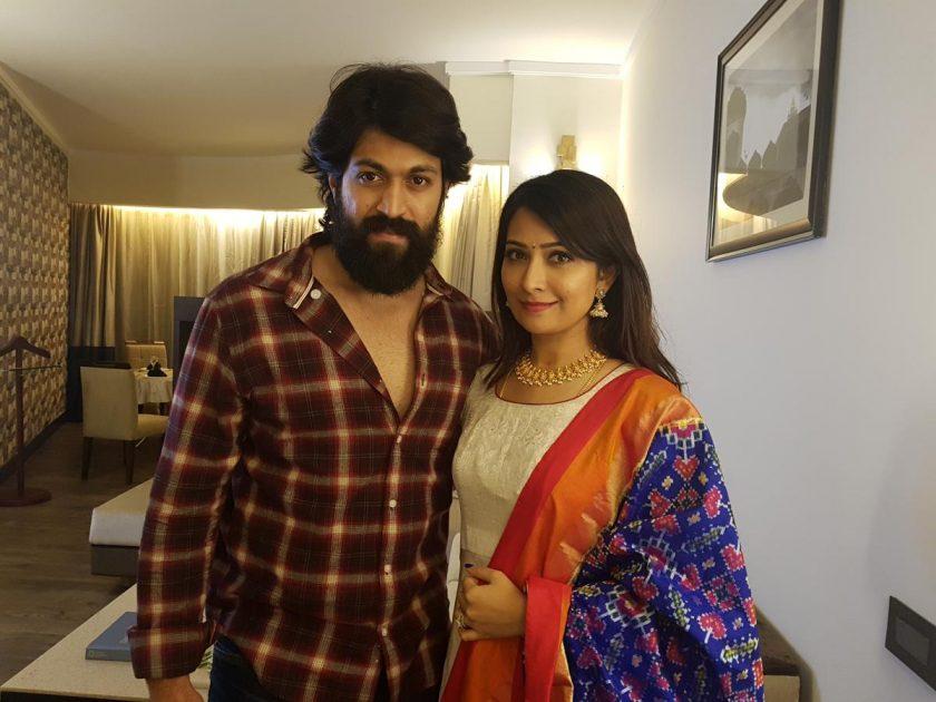 Radhika Pandit Yash films