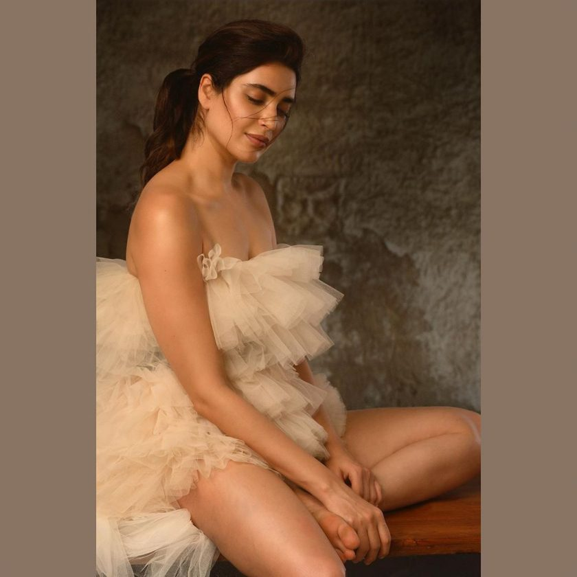 Karishma Tanna Gorgeous Latest Look Too Hot