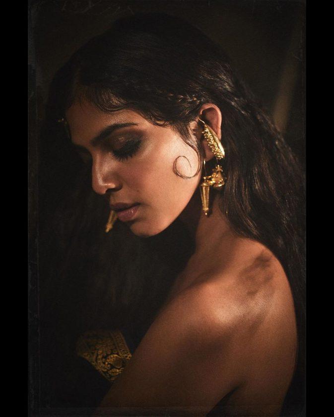 Gorgeous Malavika Mohanan's Latest Photo Shoot