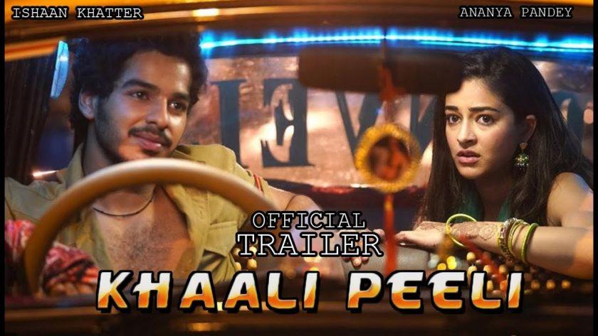 Khaali Peeli Teaser Starring Ishan Khatter Ananya Panday