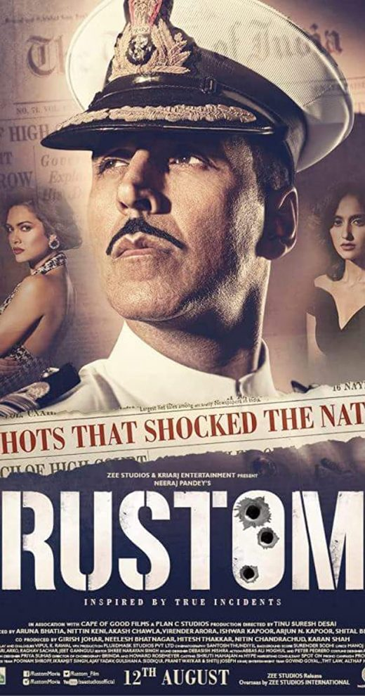 Rustom Daywise Box Office Collection & Worldwide Report