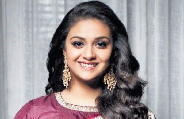 Top Actress Keerthy Suresh