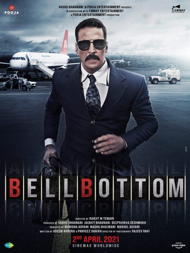Bell Bottom Shooting Completed Release Date April 02