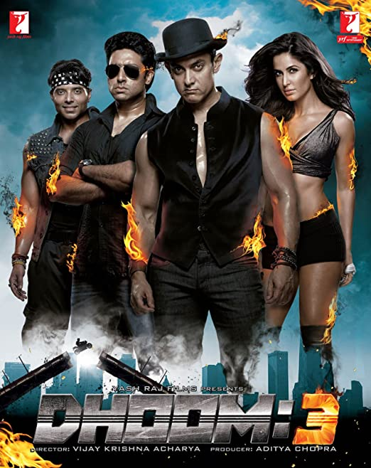 Dhoom 3 Box Office Collection Day-wise India Overseas