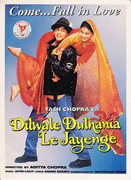Dilwale Dulhania Le Jayenge (DDLJ) Box Office Collection Day-wise India