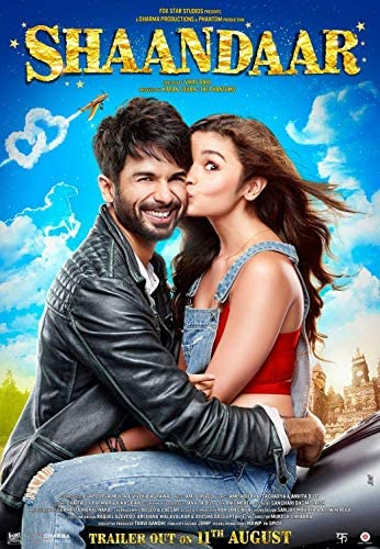 Shaandaar Box Office Collection Day-wise India Overseas