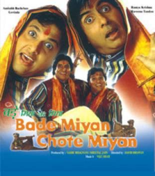 Bade Miyan Chote Miyan Box Office Collection Day-wise India