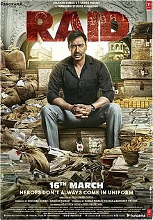 Raid Box Office Collection Day-wise India Overseas