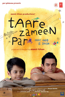 Taare Zameen Par Box Office Collection Day-wise India Overseas