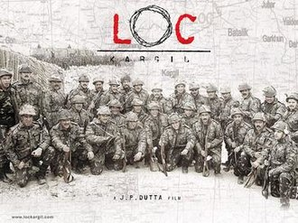 LOC Kargil Box Office Collection Day-wise India Overseas