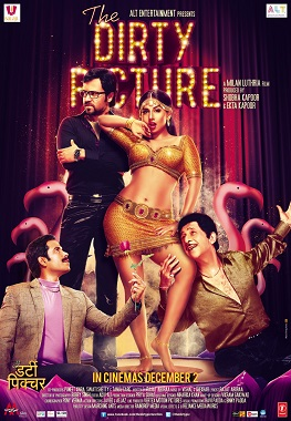 The Dirty Picture Box Office Collection Day-wise India Overseas