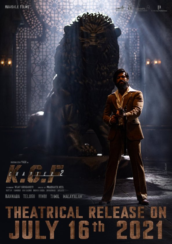 KGF Chapter 2 Advance Booking Report