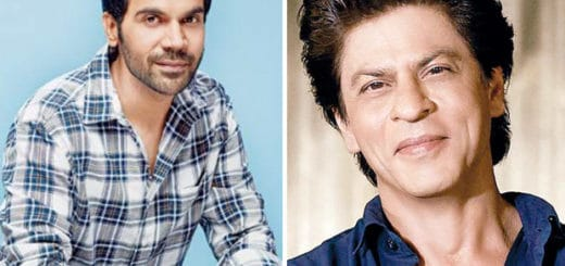 I Am An Actor Because Of SRK Sir: Rajkummar Rao