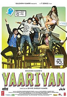 Yaariyan Box Office Collection Day-wise India Overseas