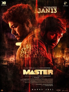 Master Box Office Collection Day-wise India Overseas