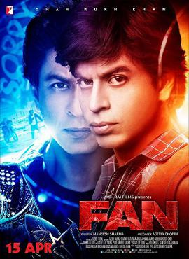 Fan (2016) Box Office Collections Day-wise India Overseas