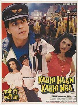 Kabhi Haan Kabhi Naa (1994) Box Office Collection