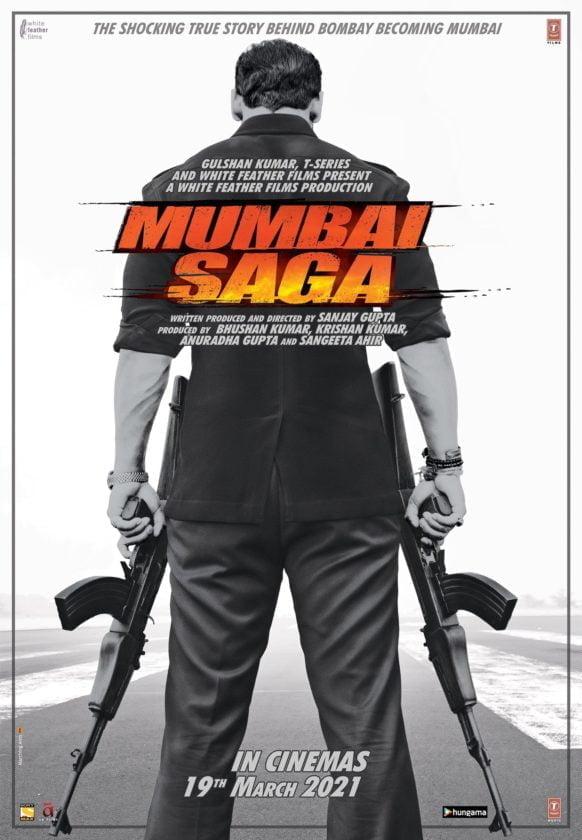 Mumbai Saga (2021) Box Office Collection Day-wise India