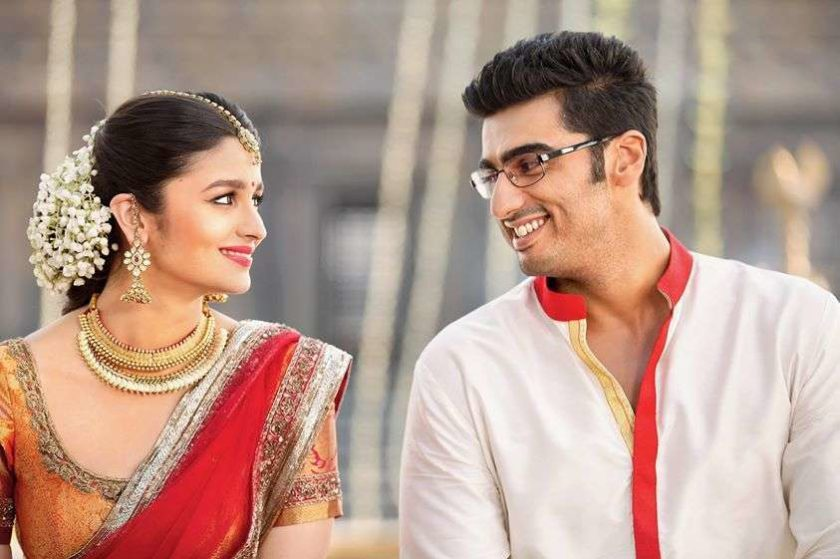2 States (2014) Box Office Collection Day Wise India