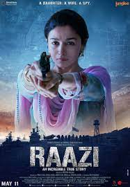 Raazi (2018) Box Office Collection Day Wise India