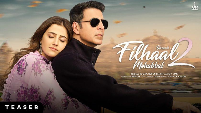 Filhaal2 Mohabbat Full Lyrics English and Hindi