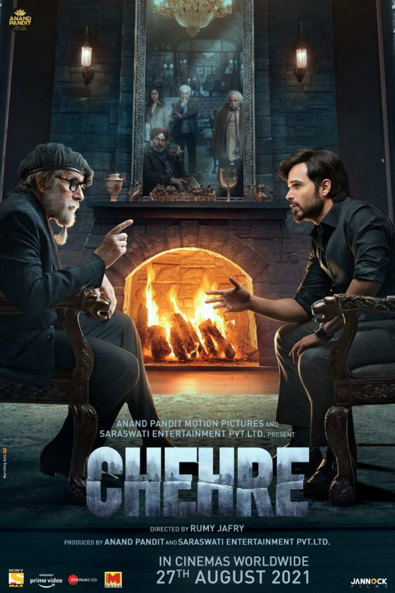 Chehre (2021) Box Office Collection Day Wise India