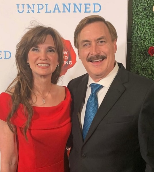 All About Dallas Yocum Ex-Wife Of Mike Lindell