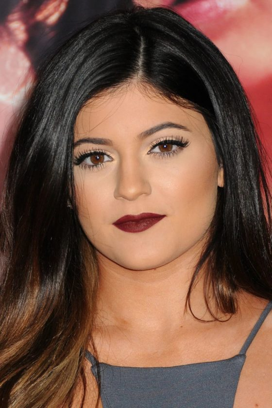 2013 & 2014 Age 16 & 17 Kylie Jenner Before Plastic Surgery And After Pictures