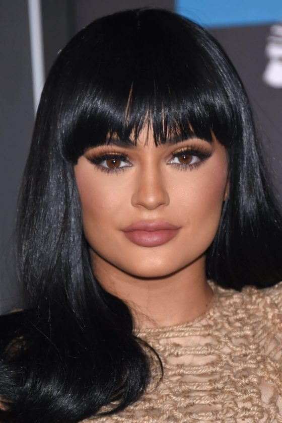 Age 18 2015 Kylie Jenner Before Plastic Surgery And After Pictures